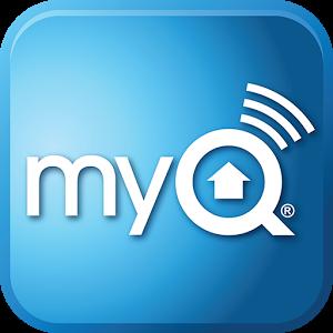 Chamlerlain MyQ Logo