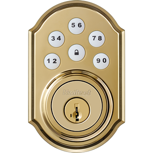 Kwikset Smart Lock Pushbutton