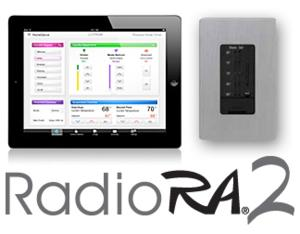 Lutron RadioRa2 Logo and Image
