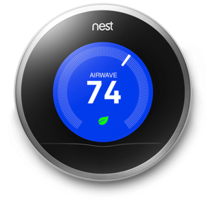 Nest-Thermostat Image